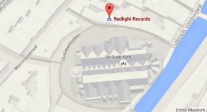 redlight records map